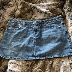 Guess Jeans- Jean Skirt